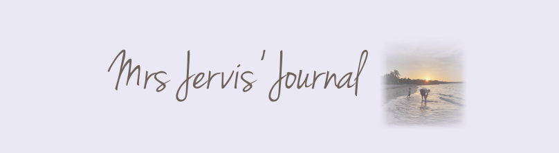 Mrs Jervis' Journal